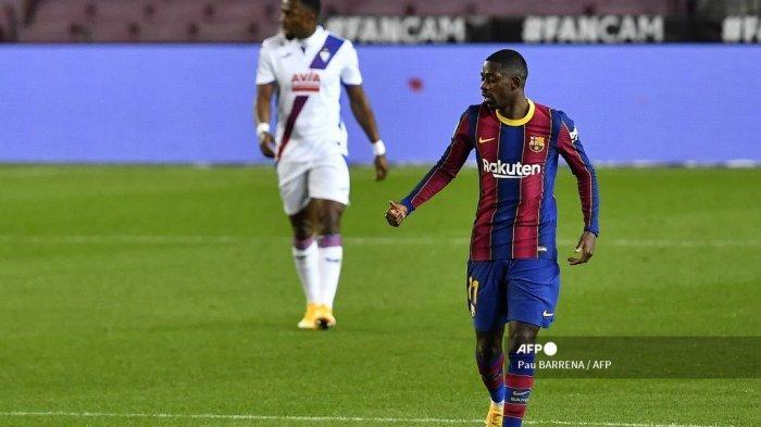 Pelatih Barcelona Pertanyakan Kegagalan Penalti Pjanic & Dembele Hasil Copa del Rey