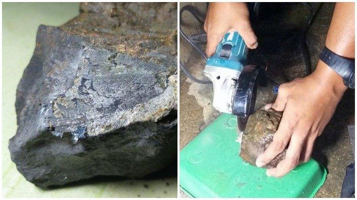 Terdengar Ledakan & Peneliti Pastikan Itu Benda Luar Angkasa Fakta Meteorit Jatuh di Lampung Tengah