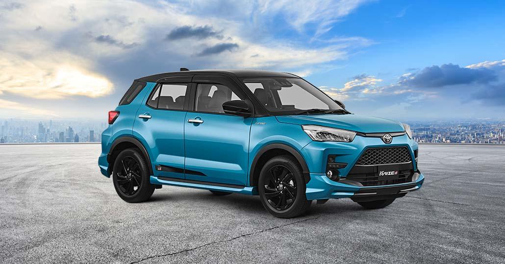 Inilah Review Mobil Toyota Raize